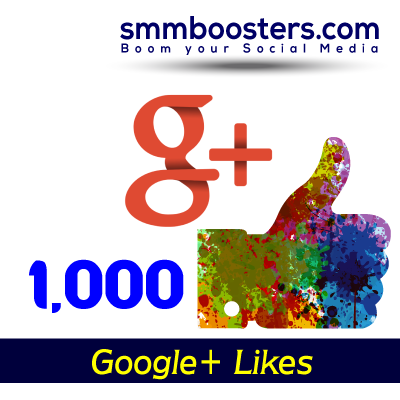 Buy Google Plus Likes