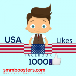 Buy 1000 USA Facebook Likes