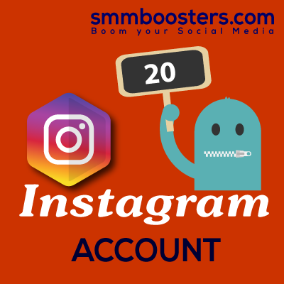 Buy 20 Instagram Account