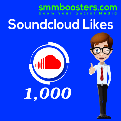 Buy 1000 SoundCloud Likes
