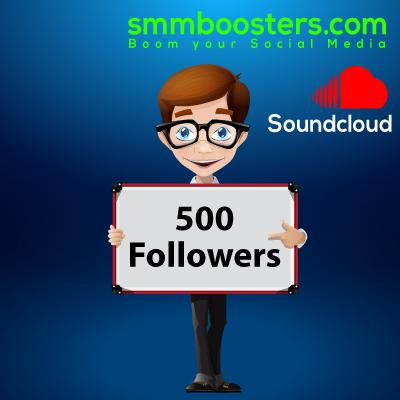 Buy Real SoundCloud Followers