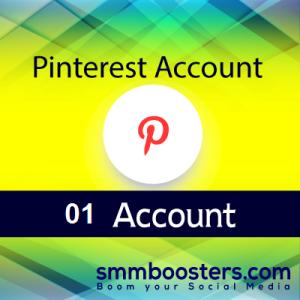 Buy Old Pinterest Accounts