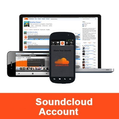 buy soundcloud accounts for sell