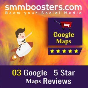 Buy Google Maps Reviews