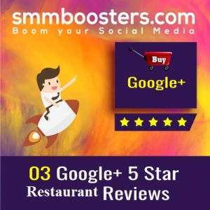 Buy Google Restaurant Reviews