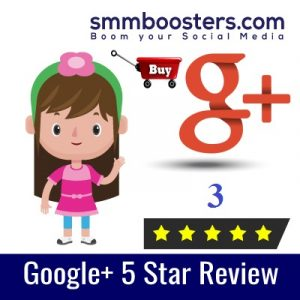 buy google plus reviews