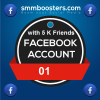 Buy Facebook Accounts with Friends