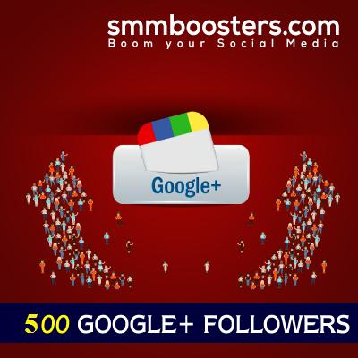 Buy Active Google Plus Followers