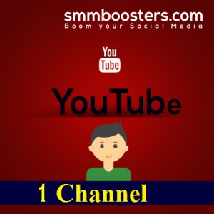 Buy YouTube Channel